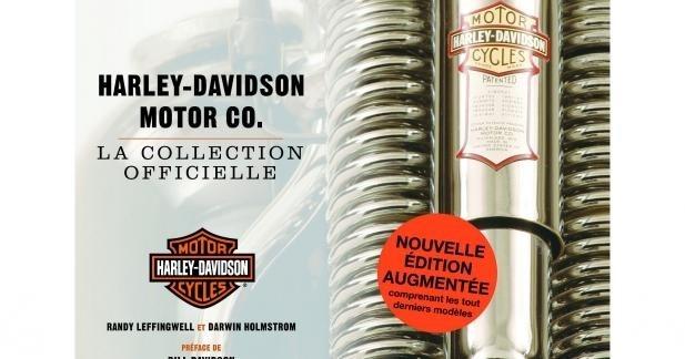 Harley Davidson, les archives complètes !