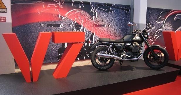 Hausses et offres reprises chez Moto Guzzi