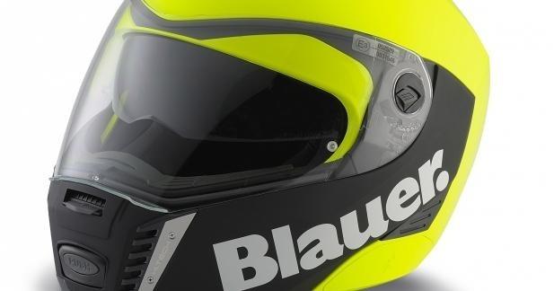 Haute visibilité + double homologation pour le Blauer Loft