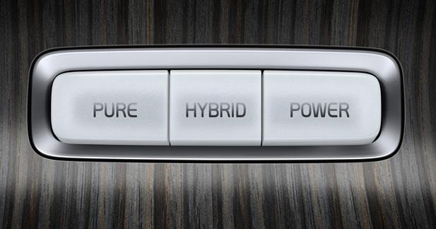 Un mode hybride par défaut