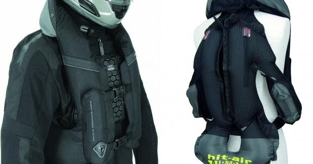 Hit-Air, le précurseur du gilet air-bag