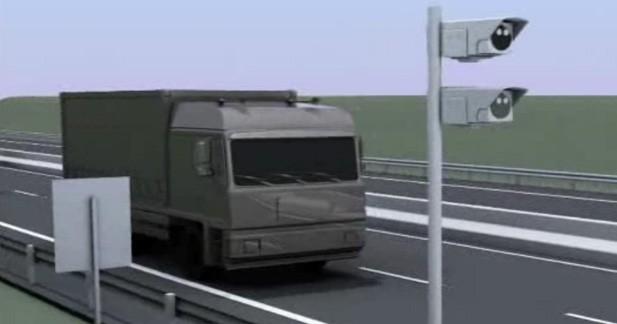 Radar-tronçon illégal : la sécurité routière dément