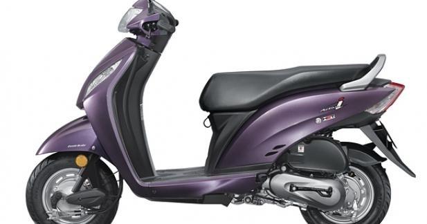 Honda Activa, le scooter à 565 euros