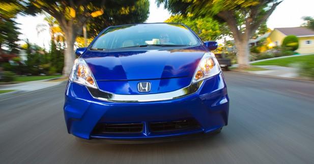 Honda attaque les États-Unis avec la Civic Diesel et la Fit EV