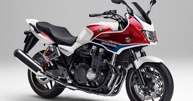 Honda CB1300 Super Bol D'Or 2014