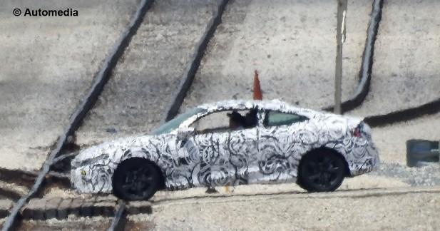 La future Honda Civic Coupé se montre