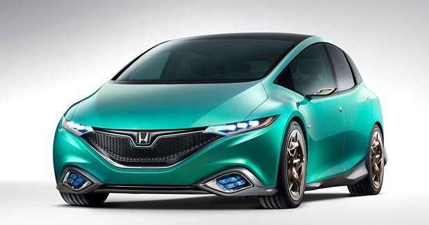 Honda Concept S : Vaisseau sino-japonais