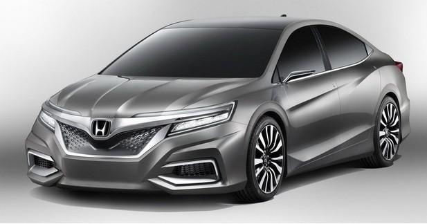 Honda concepts C : Supplice chinois ?