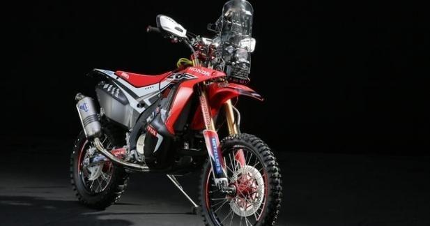 Honda en force au Dakar…