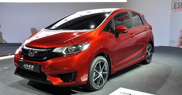 Mondial Auto 2014 : Honda JazzPrototype, importation nippone