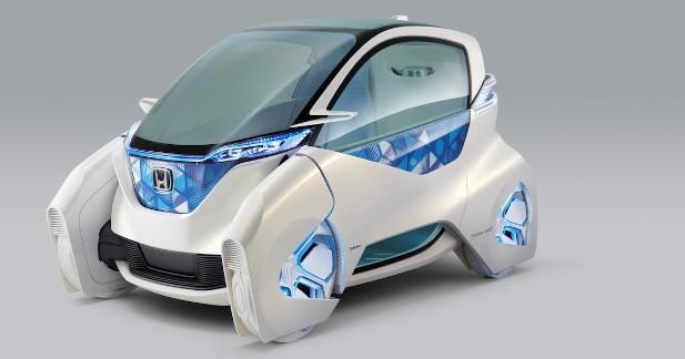 Honda Micro Commuter Concept : Enième harmonique…