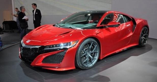 Honda NSX: le retour du mythe