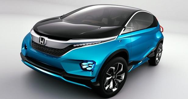 Honda Vision XS-1 Concept : un prochain SUV ''extra small'' chez Honda