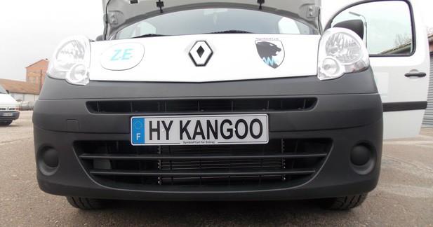 Hy Kangoo : l'hydrogène au secours de la voiture électrique