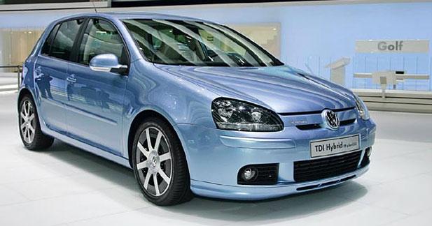 Hybride diesel-électricité : VW prêt à passer à l'acte