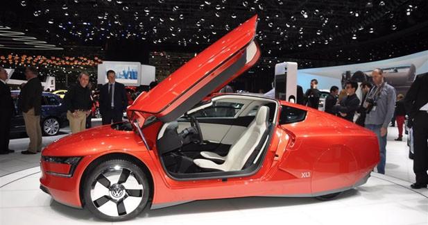 La technologie de la VW XL1 sous le capot des Golf et Audi A3 ?