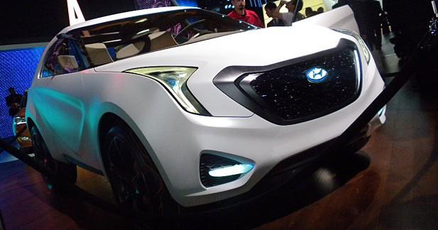 Hyundai Curb Concept : Un compagnon de jeu pour le Juke ?