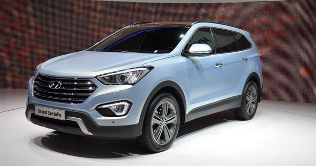 Hyundai Grand Santa Fe : la version longue