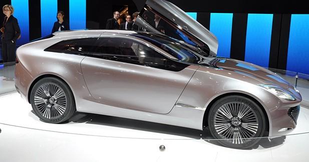 Hyundai i-oniq : l'électrique à prolongateur d'autonomie par Hyundai