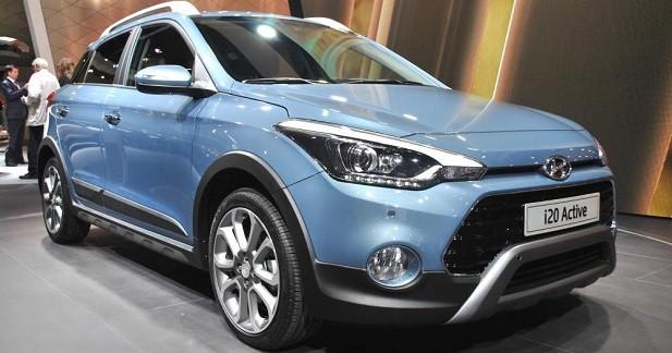 Hyundai i20 Active: puce des champs
