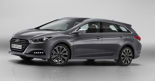 Nouvelle Hyundai i40: restylée aux goûts des européens