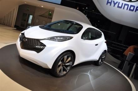 Hyundai ix-Metro Concept : avant goût de petit crossover