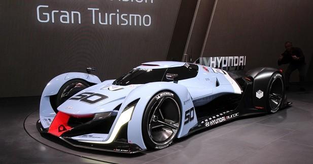 Hyundai N 2025 Vision GT: quand le coréen s'N-erve