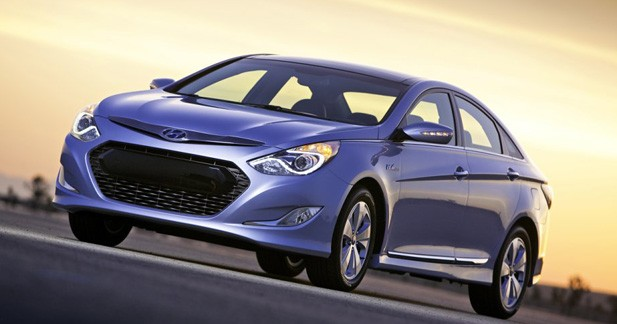 Hyundai Sonata BlueDrive : hybride très distinguée