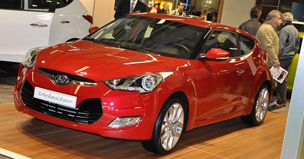 Hyundai Veloster : Poil à gratter