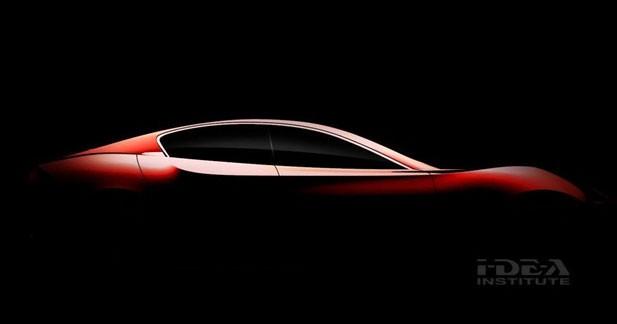 I.DE.A : le designer italien annonce une berline hybride