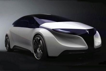 IED Eye : un concept électrique au blason Tesla