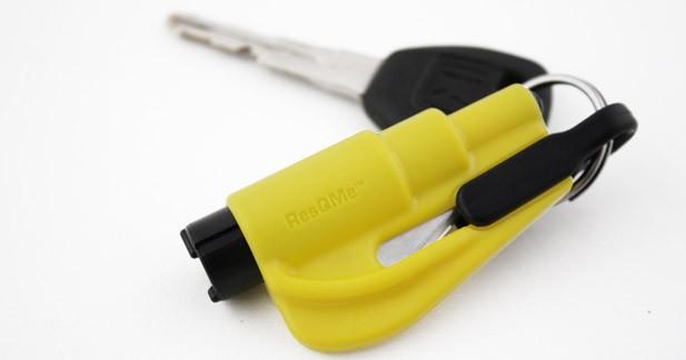 ResQMe : le porte-clés qui sauve la vie