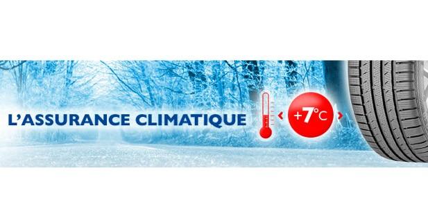 Euromaster lance l'assurance climat pour les pneus hiver