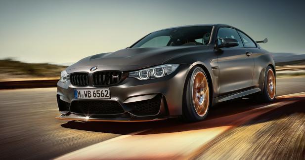 """La BMW M4 GTS signe un tour du Nürburgring en 7'27""""88"""