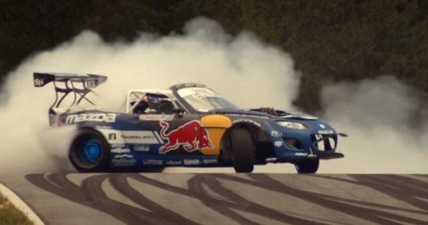 Comment faire du drift avec une Mazda MX-5 de 1 500 ch?