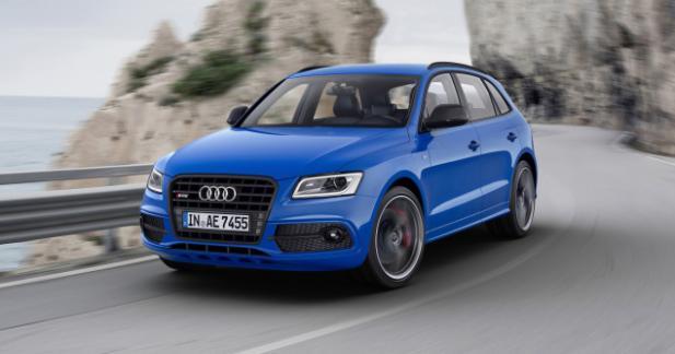 Audi: une version RS de 400 ch pour le futur Q5?