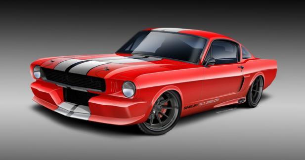 Des moteurs EcoBoost pour les anciennes Shelby Mustang