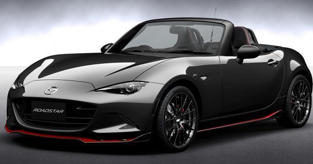 Des Mazda en jogging pour le Tokyo Auto Salon