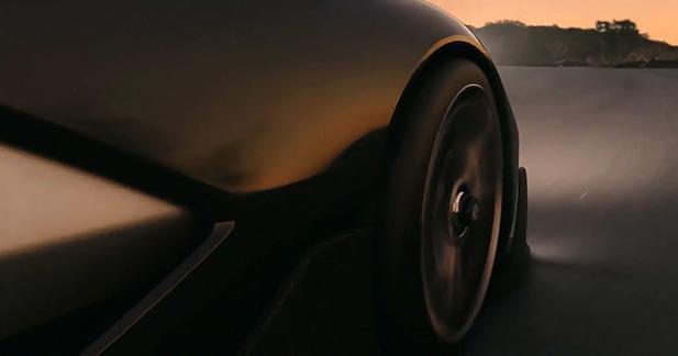 Faraday Future: un premier teaser pour le nouveau concurrent de Tesla