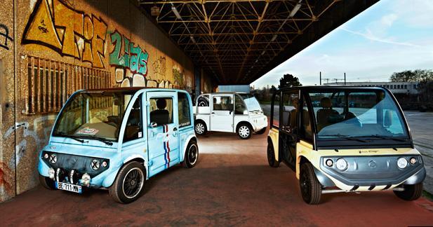 Pixel XYT : le véhicule évolutif ''made in France''