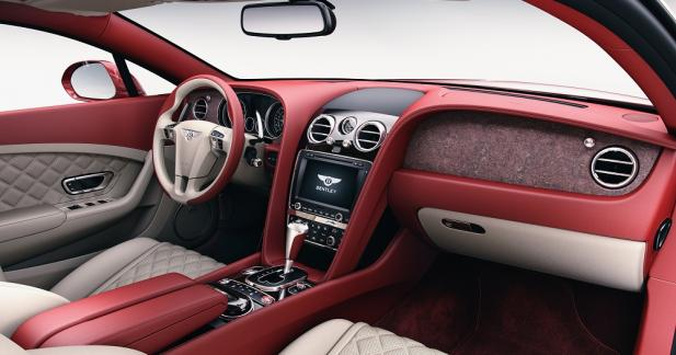Optez pour des inserts en pierre dans votre Bentley