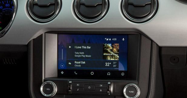 Ford dévoilera Car Play et Android Auto sur son système Sync 3 au CES 2016
