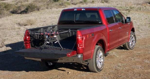 Ford lance un concours de drones avec 100 000 dollars à la clé