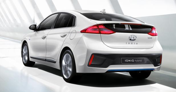 Hyundai Ioniq: mieux que la Prius 4?