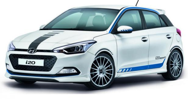 Hyundai i20 Sport: avec un 3 cylindres inédit