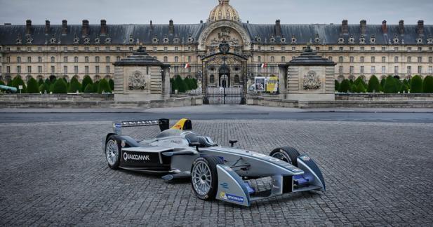 Formule E – ePrix de Paris: toutes les informations