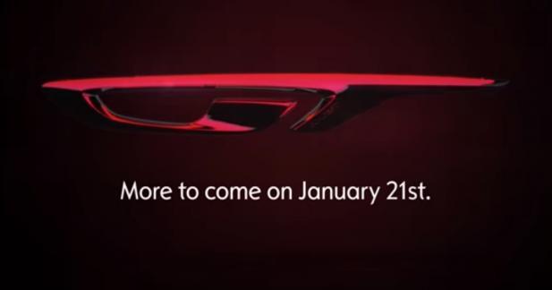 Opel officialise le concept GT