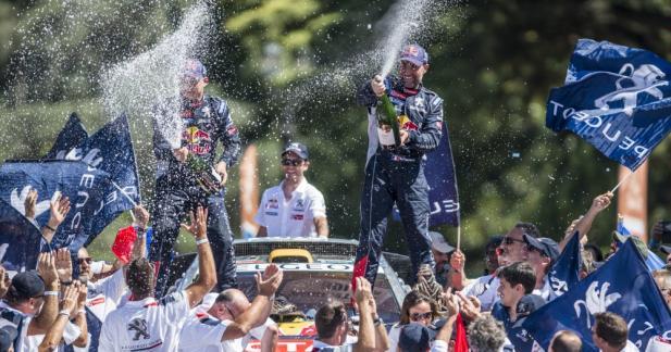 Dakar 2016: Peugeot et Stéphane Peterhansel décrochent la victoire