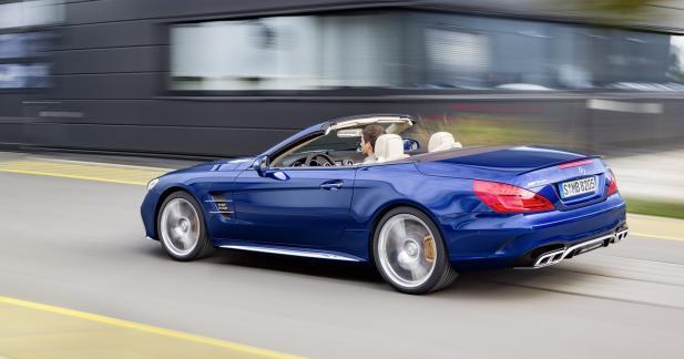 256 900 euros pour la SL 65 AMG