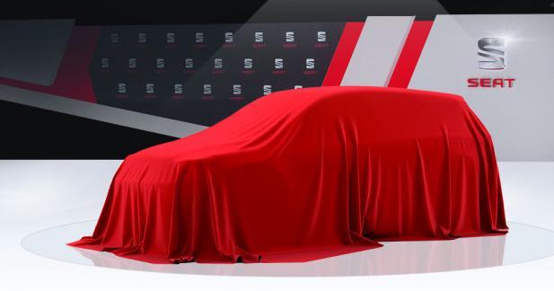 Première image pour le SUV de Seat